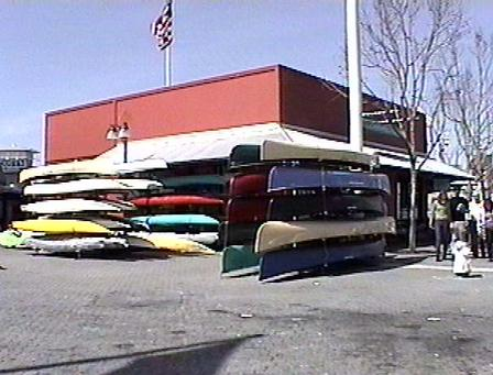 The California Canoe & Kayak Store.