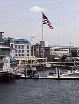 Docking at Jack London Square.