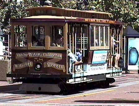 California Street Cable Car