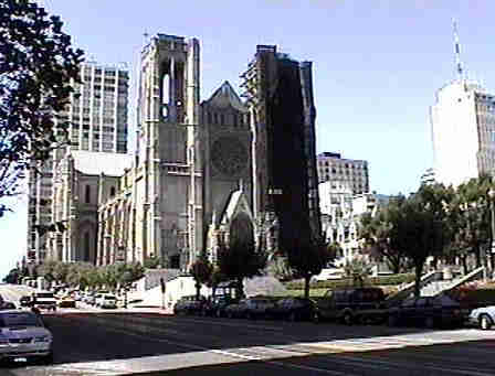 Grace Cathedral Church