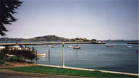 Looking toward the Municipal Pier.